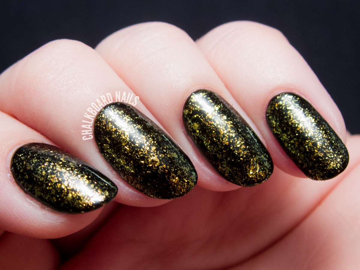 I Love Nail Polish - Rapture via @chalkboardnails