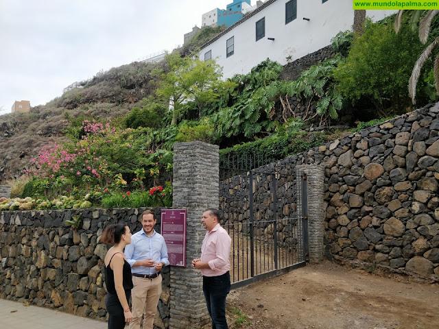 El Cabildo apoya el desarrollo de La Quinta Verde capitalina para su aprovechamiento turístico