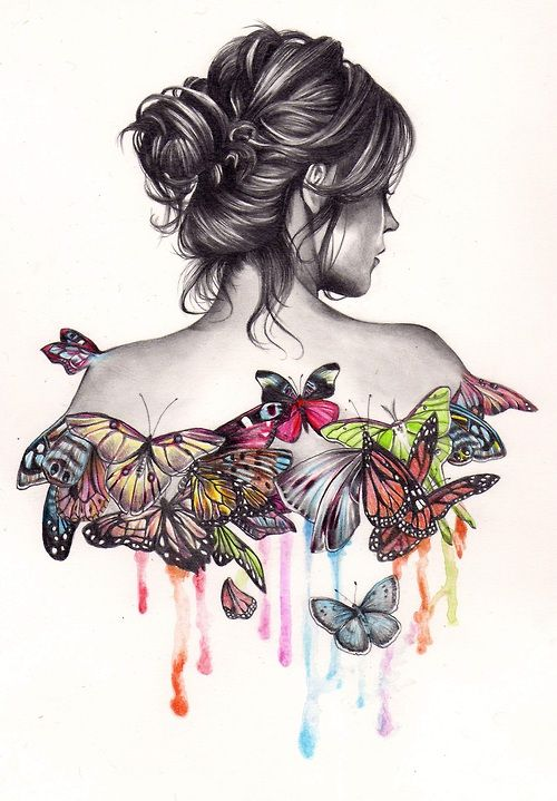 15 Most Beautiful Girly Tattoos Designs
