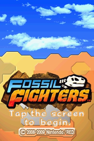 fossil fighters champions roms