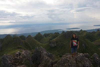 Osmena Peak, moalboal, oslob, cebu, filipina, phillipines