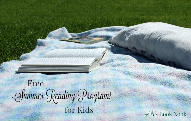 summer reading programs kids