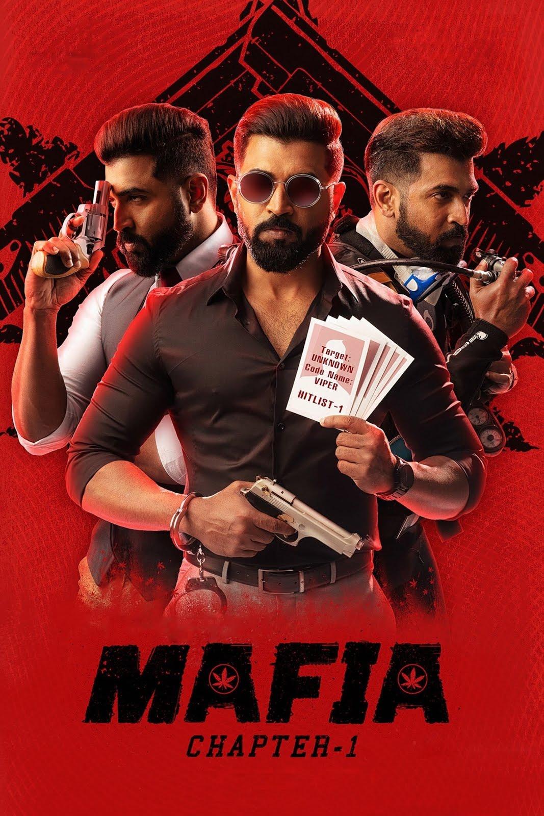 Mafia Chapter 1 (2020) Tamil 720p HDCAM 800MB