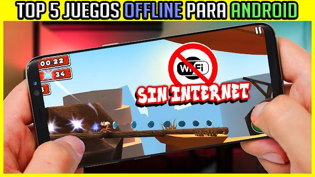 Top Impresionantes Juegos Android Gratis Sin Necesidad De Internet