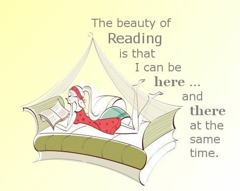 The Beauty Of Reading!