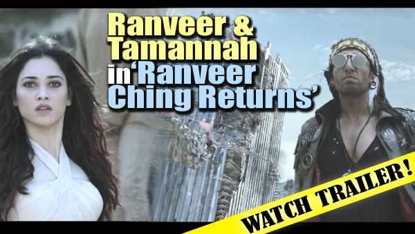 Ranveer Ching Returns Film