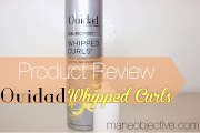 Yes, That's a Whipped Cream Canister: Ouidad Whipped Curls Review