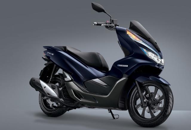 All New Honda PCX Hybrid Hadir Di Kota Khatulistiwa