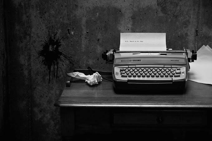 Susahnya Jadi Penulis