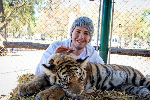 Visita ao Zoológico de Luján