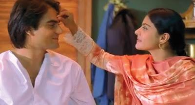 brother and sister celebrating rakshabandhan