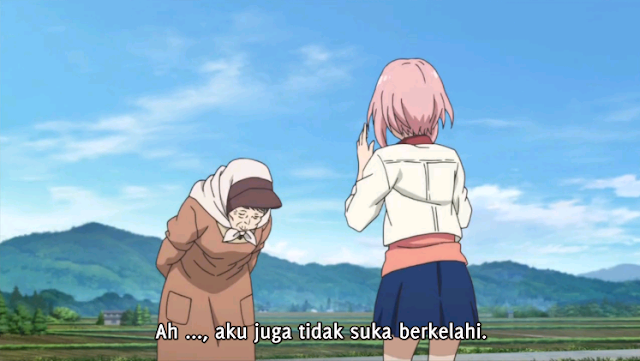 Sakura Quest Episode 03 Subtitle Indonesia