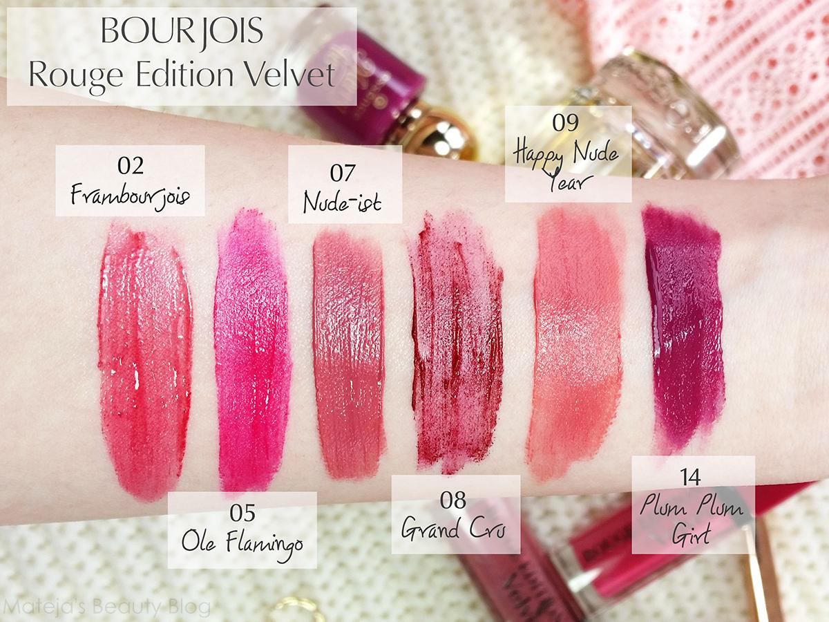 Rouge Velvet The Lipstick by Bourjois #19