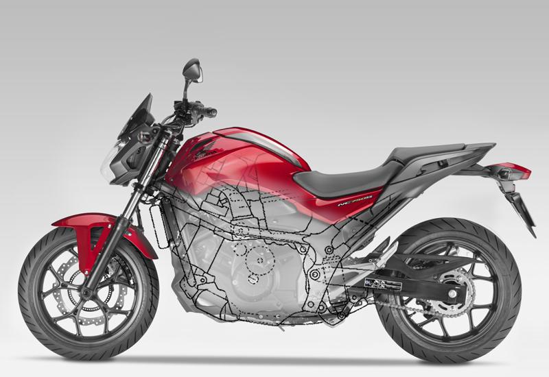 Honda NC750 Supercharged