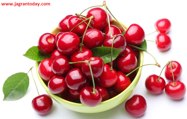 Cherry Khaane ya Juice Peene se Laabh