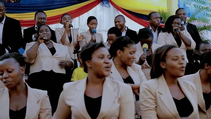 Audio | Injili Family -- Watu wa kanisa zote