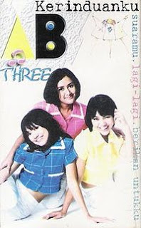 AB Three - Kerinduanku (Karaoke)