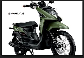 Harga dan Spesifikasi Yamaha X-Ride 125 cc