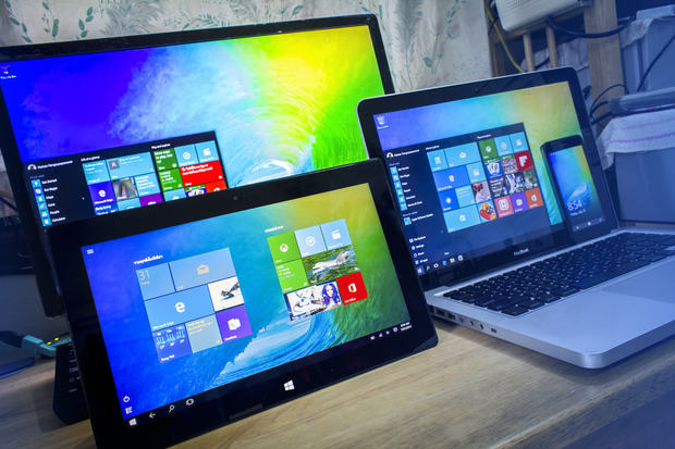 как выглядит моноблок Microsoft Surface