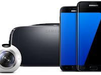 Spesifikasi Lengkap Samsung Galaxy S7