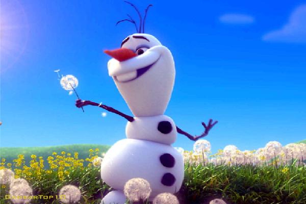 Wallpaper Muslimah Cute 10 Gambar Olaf Di Film Frozen Gambar Top 10