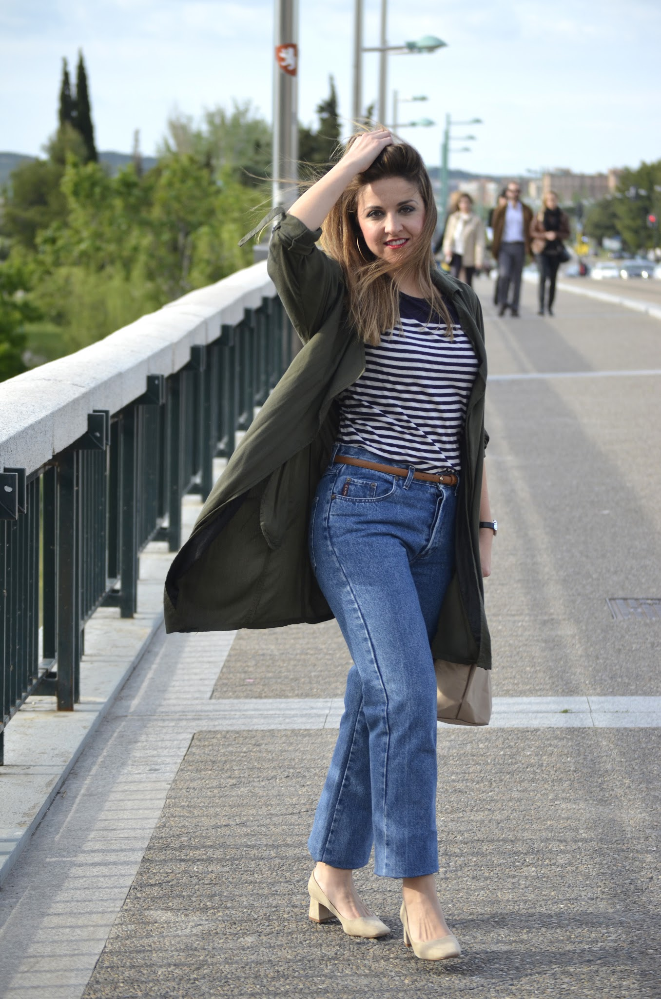 Tarasessence zaragoza mom jeans primavera