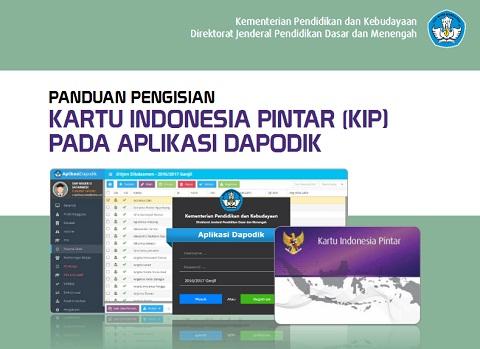 SE Dirjen Dikdasmen Nomor 17/D/KU/2016 Tentang Pendataan KIP dan Panduan Pengisian KIP Pada Aplikasi Dapodik 2016
