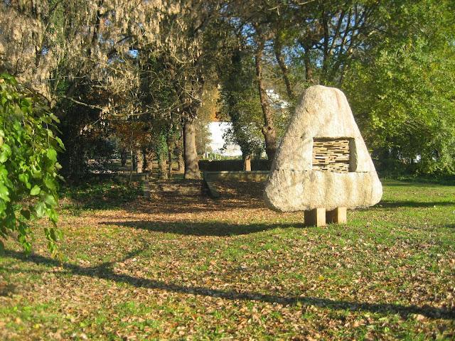 Parque y Jardín Botánico en Caldas de Reis