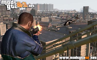 IV - Aumentar o FPS no GTA IV