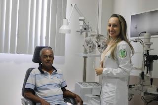 Unifacisa e Lions Clube realizam atendimentos oftalmológicos gratuitos em João Pessoa.