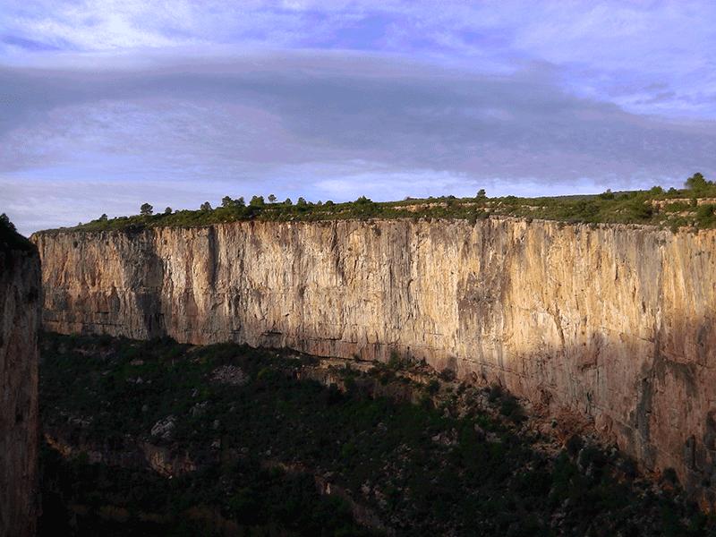 Cañón del Turia