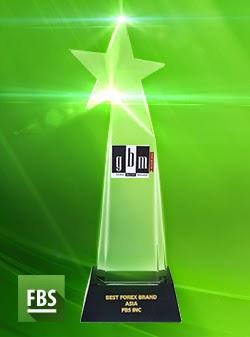"""Perusahaan FBS memenangkan penghargaan """"Merek Forex Terbaik, Asia""""!"""