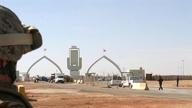 Jordan, Iraq set to reopen main border crossing after withdrawal of Daesh Takfiri terrorists