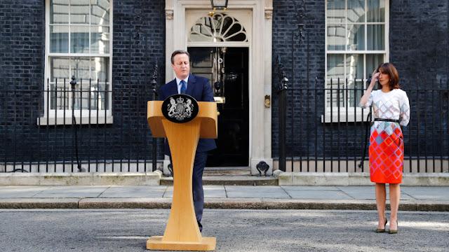 David Cameron anuncia su dimisión tras el 'Brexit'