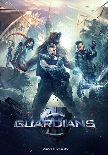 Guardians 2017 HDTS Hindi Dubbed 700MB