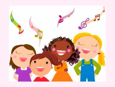 Mi sala amarilla nuevo repertorio de canciones para las for Cancion para saludar al jardin de infantes