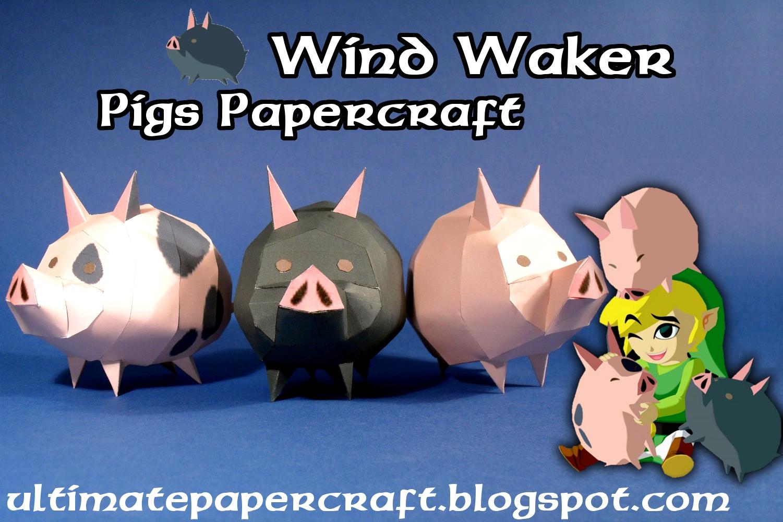 Pigs essay