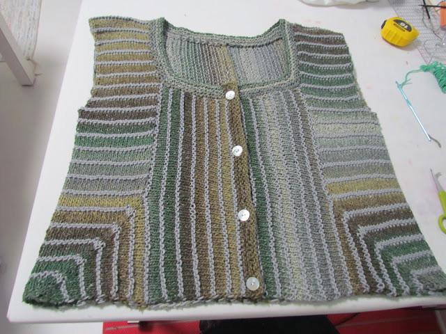 Abbreviation Kfb In Knitting : Melody johnson construction of curvey cardivest