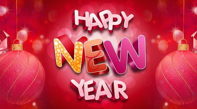 best new year photos
