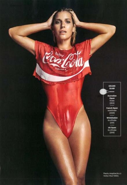 Dominika Cibulkova – Break Magazine