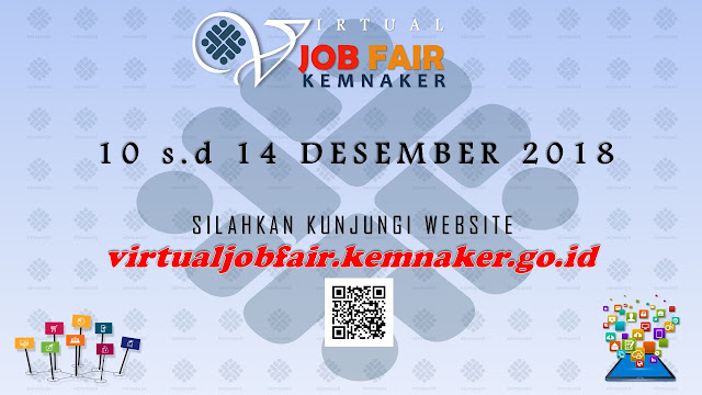 Virtual Job Fair Kemnaker RI