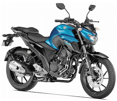 2017 Yamaha FZ25 HD Picture Gallery
