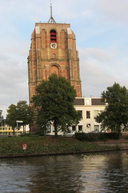 Leeuwarden, scheve Oldenhove