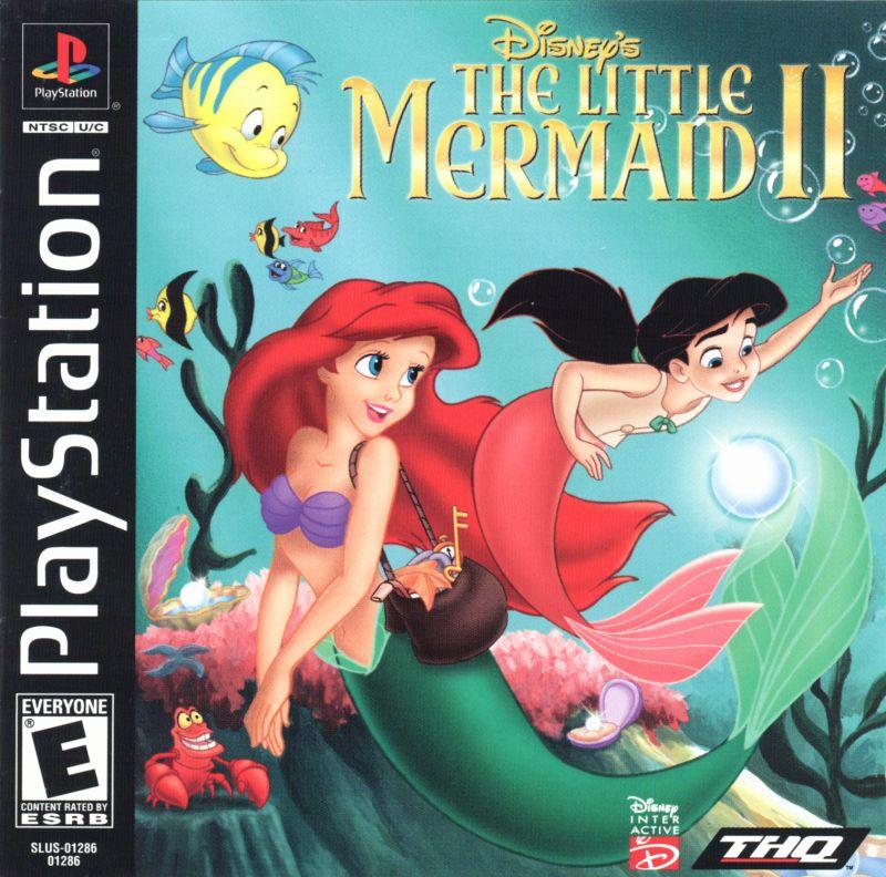 Disneys The Little Mermaid II - PS1 - ISOs Download