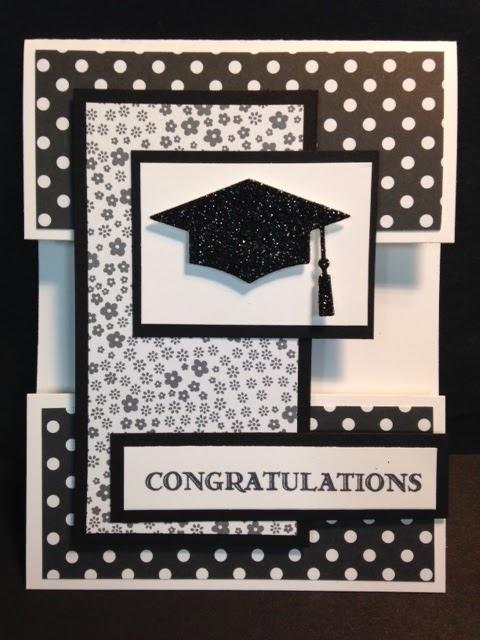 My Creative Corner A Guy Greetings Graduation Card