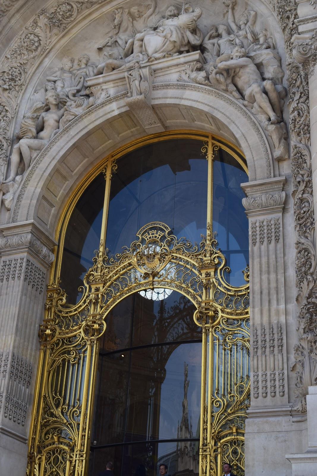 Petit Palais entrance
