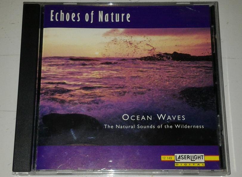 CD Echoes Of Nature - Ocean Waves - GUDANG MUSIK SHOP