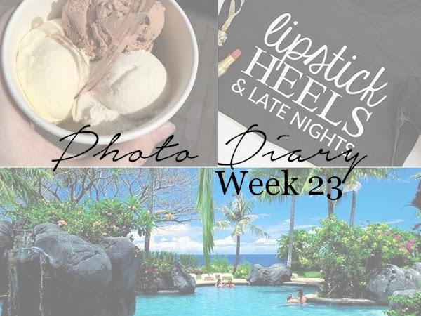 Photo Diary Week 23 - Juni 2016