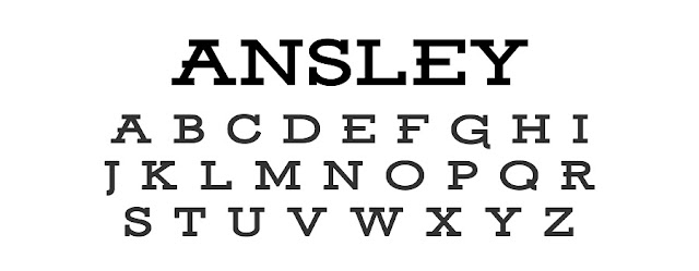 Ansley  font freebie