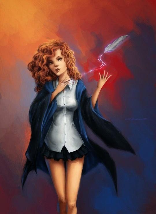 ilustración de chica con minifalda